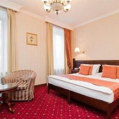 Гостиница Традиция 4* Стандартный номер двуспальная кровать