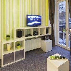 Отель New Town - Apple Apartments Чехия, Прага - 1 отзыв об отеле, цены и фото номеров - забронировать отель New Town - Apple Apartments онлайн