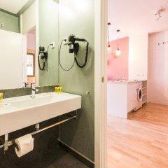 Отель Madrid SmartRentals Puerta del Sol Испания, Мадрид - отзывы, цены и фото номеров - забронировать отель Madrid SmartRentals Puerta del Sol онлайн ванная фото 6