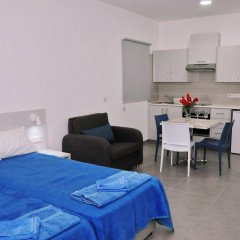Kaos Hotel Apartments комната для гостей фото 5