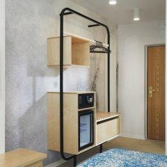 Отель Orea Resort Santon Брно сейф в номере