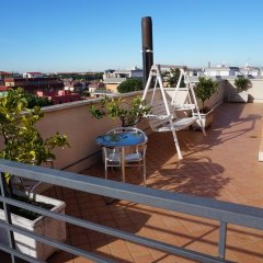 Smooth Hotel Rome West балкон