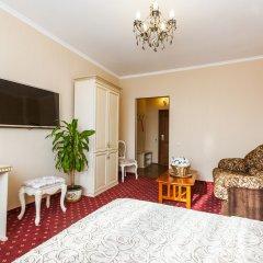 Гостиница Гранд Уют в Краснодаре - забронировать гостиницу Гранд Уют, цены и фото номеров Краснодар комната для гостей фото 8