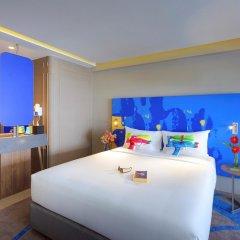 Отель ibis Styles Bangkok Khaosan Viengtai детские мероприятия фото 5