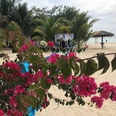 Отель Beachcomber Club Resort Ямайка, Саванна-Ла-Мар - отзывы, цены и фото номеров - забронировать отель Beachcomber Club Resort онлайн пляж