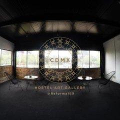 Отель CDMX Hostel Art Gallery Мексика, Мехико - отзывы, цены и фото номеров - забронировать отель CDMX Hostel Art Gallery онлайн фото 3