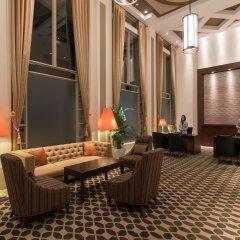 Отель Jr Kyushu Blossom Fukuoka Хаката интерьер отеля