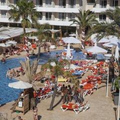 Апартаменты BH Mallorca Apartments - Adults Only пляж