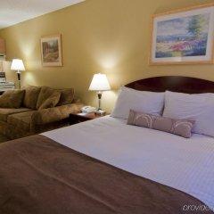 Отель Best Western PLUS Kings Inn & Conference Centre Канада, Бурнаби - отзывы, цены и фото номеров - забронировать отель Best Western PLUS Kings Inn & Conference Centre онлайн удобства в номере фото 2