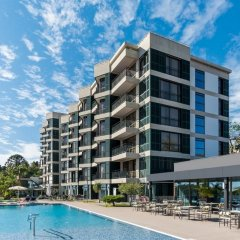 Отель Enotel Quinta Do Sol Португалия, Фуншал - 1 отзыв об отеле, цены и фото номеров - забронировать отель Enotel Quinta Do Sol онлайн бассейн фото 3