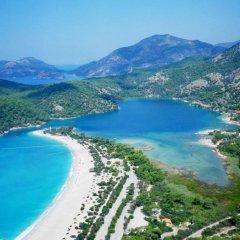 Tonoz Beach Турция, Олудениз - 2 отзыва об отеле, цены и фото номеров - забронировать отель Tonoz Beach онлайн пляж фото 2