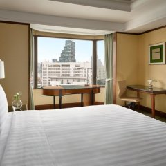 Отель Shangri-la Бангкок сейф в номере