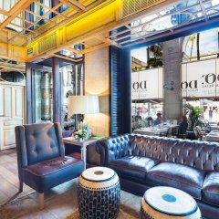 Hotel DO Plaça Reial интерьер отеля