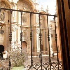 Отель Casa de la Catedral балкон