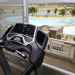 Отель Pattana Golf Club & Resort фитнесс-зал фото 3