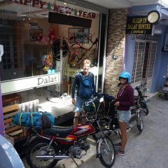 Sleep In Dalat Hostel Далат спортивное сооружение