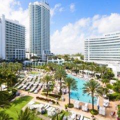 Отель Fontainebleau Miami Beach с домашними животными