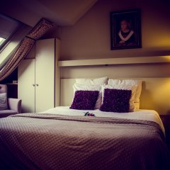 Отель Botaniek Бельгия, Брюгге - отзывы, цены и фото номеров - забронировать отель Botaniek онлайн комната для гостей фото 2