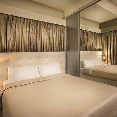 Апартаменты Orange Grove Service Apartment by ST Residences комната для гостей фото 2