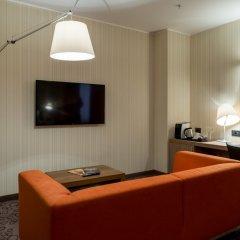 Домина Отель Новосибирск 4* Стандартный номер с различными типами кроватей фото 10