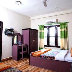 Отель Sauraha Boutique Resort Непал, Саураха - отзывы, цены и фото номеров - забронировать отель Sauraha Boutique Resort онлайн удобства в номере фото 2