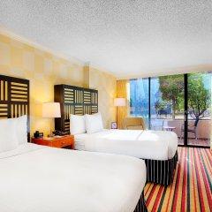 Отель Pinnacle Hotel Harbourfront Канада, Ванкувер - отзывы, цены и фото номеров - забронировать отель Pinnacle Hotel Harbourfront онлайн комната для гостей фото 3