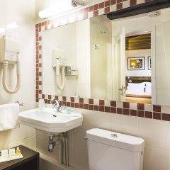 Отель Crystal Hotel Франция, Париж - 8 отзывов об отеле, цены и фото номеров - забронировать отель Crystal Hotel онлайн ванная