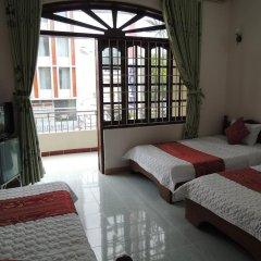 Euro Hotel Нячанг комната для гостей фото 5