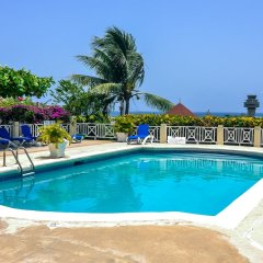 Отель Relax Resort бассейн фото 3