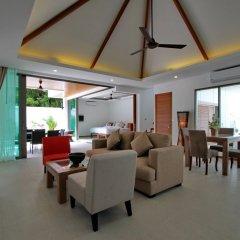 Отель Ya Nui Beach Villas комната для гостей фото 4