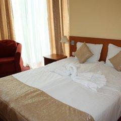 Отель Paradise Hotel Болгария, Поморие - отзывы, цены и фото номеров - забронировать отель Paradise Hotel онлайн комната для гостей фото 2
