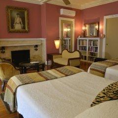 Отель Tabard Inn комната для гостей