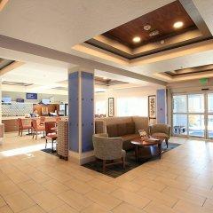 Отель Holiday Inn Express & Suites Ashland интерьер отеля фото 3