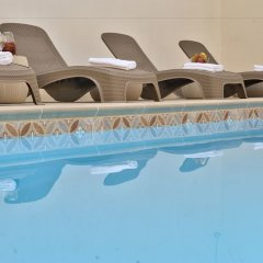 Отель Palazzo Violetta Мальта, Слима - отзывы, цены и фото номеров - забронировать отель Palazzo Violetta онлайн пляж фото 2