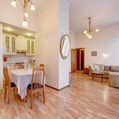 Апартаменты Stn Apartments Near Hermitage Стандартный номер с различными типами кроватей фото 4