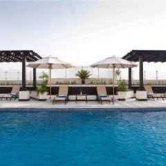 Al Nawras Hotel Apartments Дубай бассейн фото 2