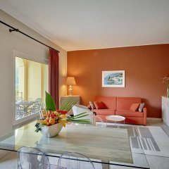 Отель Dependence del Parco Порлецца комната для гостей фото 2