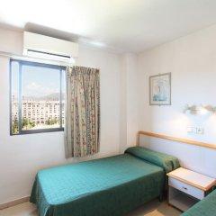 Отель La Caseta Испания, Бенидорм - отзывы, цены и фото номеров - забронировать отель La Caseta онлайн комната для гостей фото 3