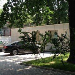 Гостиница Алексеевский парковка