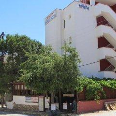 Emin Apart Hotel Турция, Алтинкум - отзывы, цены и фото номеров - забронировать отель Emin Apart Hotel онлайн вид на фасад