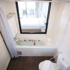 Отель T5 Suites Паттайя ванная фото 2