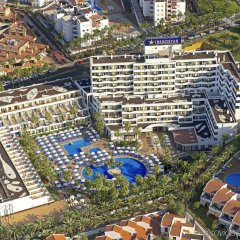 Отель Iberostar Las Dalias пляж