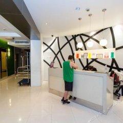 Отель Legacy Express Sukhumvit by Compass Hospitality фитнесс-зал
