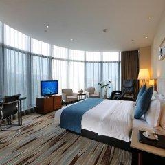 Отель Starway Premier Hotel International Exhibition Cen Китай, Сямынь - отзывы, цены и фото номеров - забронировать отель Starway Premier Hotel International Exhibition Cen онлайн комната для гостей фото 5