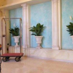 Отель Terme Eden Италия, Абано-Терме - отзывы, цены и фото номеров - забронировать отель Terme Eden онлайн интерьер отеля фото 2