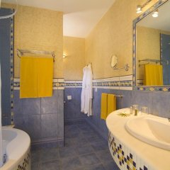 Отель Esmeralda Maris ванная