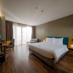 Отель Quinter Central Nha Trang Вьетнам, Нячанг - отзывы, цены и фото номеров - забронировать отель Quinter Central Nha Trang онлайн комната для гостей фото 5
