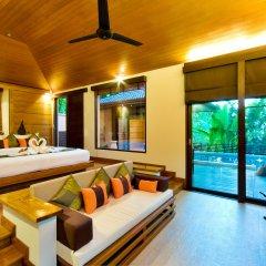 Отель Korsiri Villas Таиланд, пляж Панва - отзывы, цены и фото номеров - забронировать отель Korsiri Villas онлайн комната для гостей фото 2