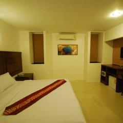 Отель Patong Budget Rooms сейф в номере