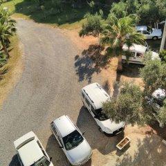 Отель Mavi Cennet Camping Pansiyon Сиде фото 4